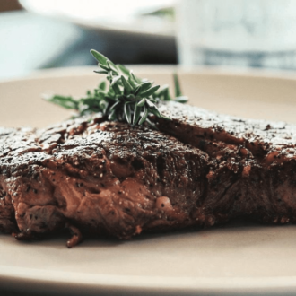 Thursday Steak Night with live music at Marvino's