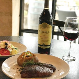 Every Tuesday is Steak Night at Marvino's
