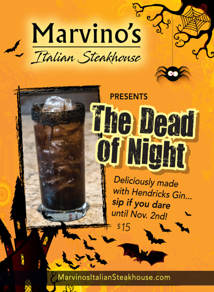 The Dead of Night Cocktail